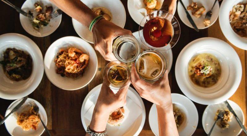 Hoe plan je een eten & drinken evenement