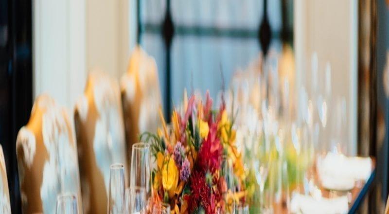 Hoe organiseer je een evenement voor eten en drinken