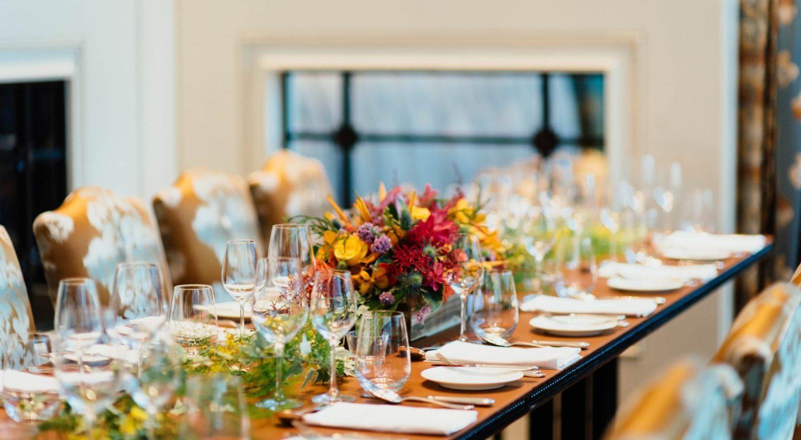 24 Tips voor het Organiseren van een Evenement voor Eten en Drinken