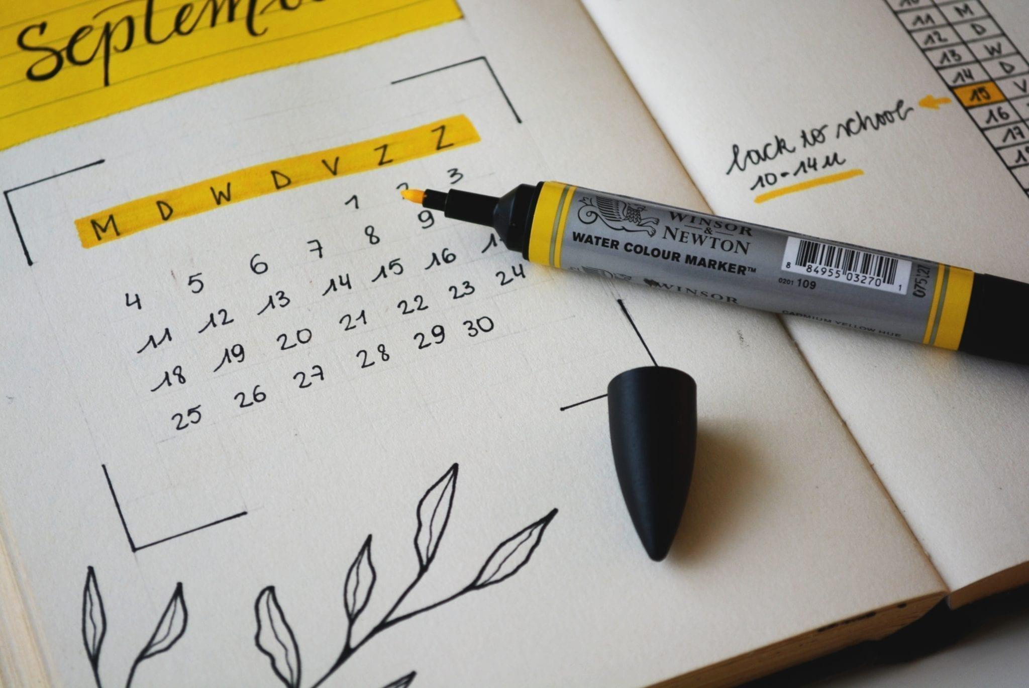 Hoe bereid je je voor op een evenement (met sjabloon voor evenementenplanning)