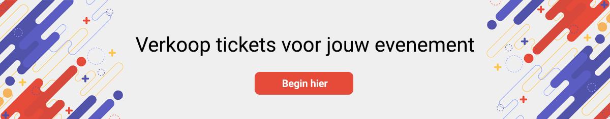 Verkoop tickets voor jouw evenement
